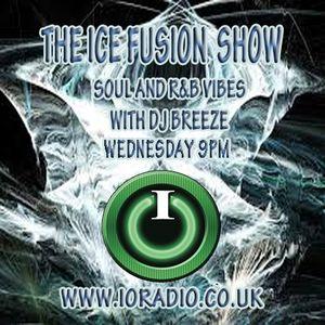 Ice Fusion Show with DJ Breeze on IO Radio 240615