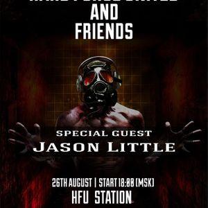 Jason Little @ HFU Summer Session 2016