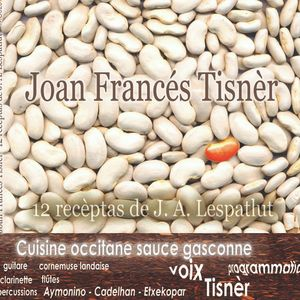Jòclong 20 Joan Francés Tisnèr 12 recèptas de JA Lespatlut