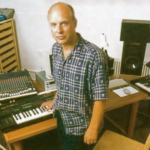 Brian Eno interview - at Polydor offices London, 10th October 1985