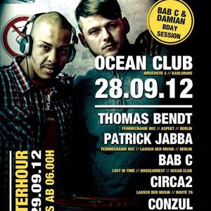 Heene @ Oceans 28.09.12 - LDM Damian& Bab C B-Day Session