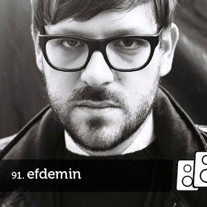 Soundwall Podcast #91: Efdemin
