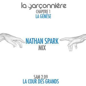 Nathan Spark - La Garçonnière @Lyon 02.09.17 (Live Dj Set)
