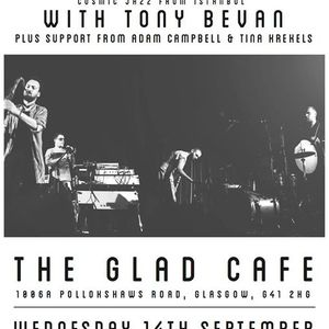 Konstrukt, Glad Cafe Intergalactic Jazz Mix 2016