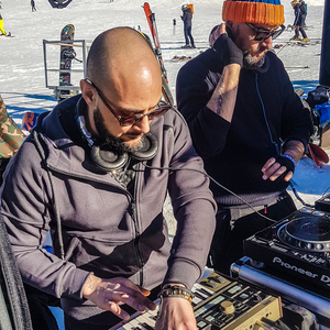 Emanuele Bruno b2b Twin Sound // Snowsound 2019 #2-ACT // Campo Felice Sky (AQ)