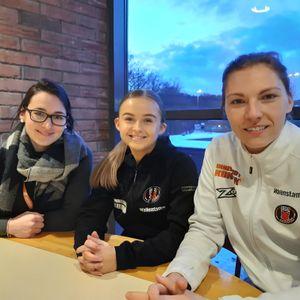 Interview with Lara Heini, Rikke Ingebrigtsli Hansen and Eliska Krupnova from Pixbo Wallenstam