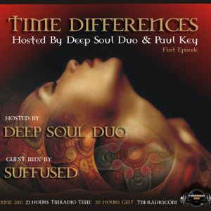 Time Differences - 001 Deep Soul Duo Host Mix on TM-Radio