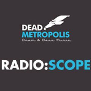 DJ Force at Radio:Scope on RadioT (04.08.2010)