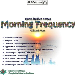 604th Region #002 - Morning Frequency volume two