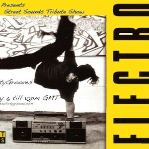 Episode 72 Marky P's Hip Hoppin Non Stoppin Street Sounds Peoples electro choice With DJ Phurty Excl