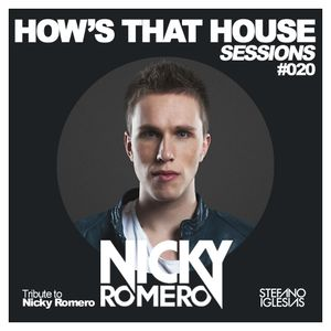#020 HTH Sessions Tribute to NICKY ROMERO - Stefano Iglesias (18-01-2014)