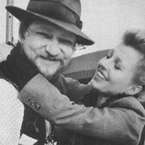 Rainer Werner Fassbinder und Hanna Schygulla in der neopostdadasurrealpunkshow. Teil 2.