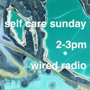 self care sunday  - 31st January 2016