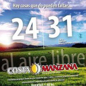 Carlos Garate@Costa Manzana-XMas Eves 24-12-2010