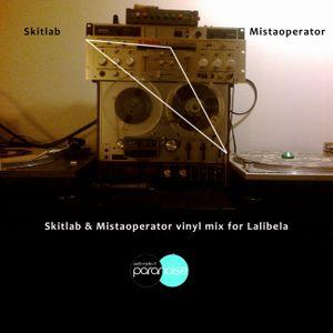 skitlab & mistaoperator vinyl mix for Lalibela