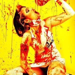 Bloody Shower