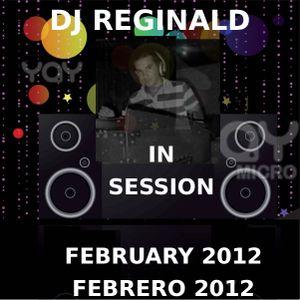 Dj Reginald - Session Febrero 2012