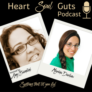 Episode 008: Marina Darlow: Systems That Let You Fly!