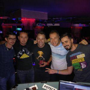 Partydul KissFM ed408 sambata part2 - ON TOUR Club Stage Alba Iulia impreuna cu Dj Jonnessey si Aner