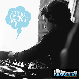 BLU SAPHIR SHOW @ BASSDRIVE - HOSTED BY JAY ROME feat. SEMITONE (SEPTEMBER 2017)