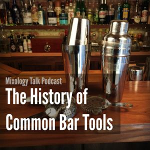 46 - The History of Common Bar Tools