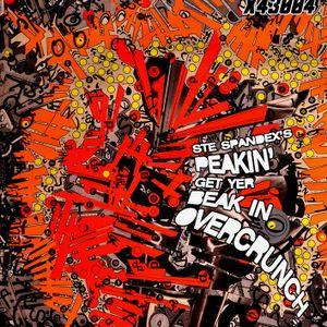 Ste Spandex's Peakin' Get Yer Beak In Overcrunch