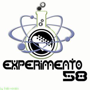 Experimento 58 20 de Febrero 2013