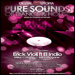 Pure Sounds Of House And Dance