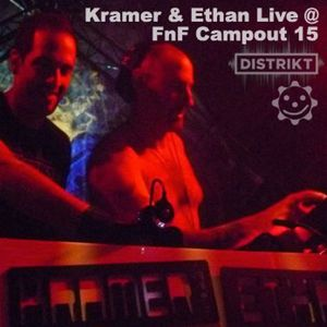 Kramer vs Ethan - Live at FnF Campout XV - July 2011