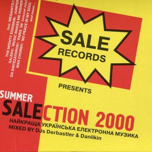 SALElection 2000-mixed by DJs DERBASTLER & DANILKIN -SALE! Records-2000