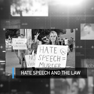Hate speech and the law