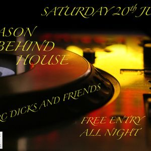 Reason Behind House Breakfast Show ~ Friday 7th June 2013