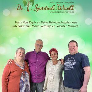 Maria Verduijn & Wouter Murrath [Mepilan] - De Spirituele Wereld - www.despirituelewereld.be