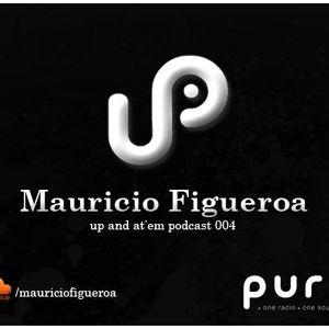 PURA Exclusive Podcast 20 - UTEM Label Edition 4-: MAURICIO FIGUEROA!
