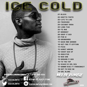 ICE COLD -MIXTAPE 2016-powered by RUMBLE SOUND