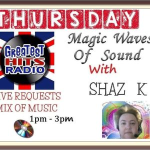 Shaz Kuiama - Magic Waves Of Sound - 23rd March 2017