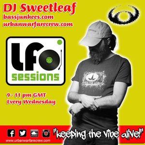L.F.O. SESSIONS -  DJ Sweetleaf - Urban Warfare Crew -  21.12.2016