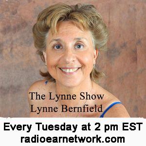 Jeremy Jordan on The Lynne Show with Lynne Bernfield