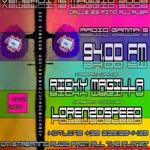 LORENZOSPEED presents RavEvoLutiOnByNight Venerdi 16 05 2008 ultima parte with RiCKY MAGiLLA