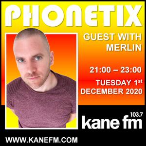 Merlin - REWIND! - Phonetix Special - UK Garage 01 Dec 20