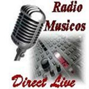 Maeso en direct live avec Bruno chez Radio Musicos