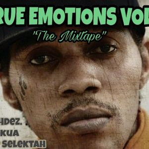 TRUE EMOTIONS VOL. 1 - Dancehall Mix 2017