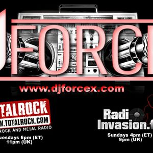 The DJ Force X Show - Episode #31
