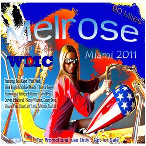 WMC Melrose Sun Party Miami 2011