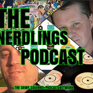 EPISODE 202 THE NERDLINGS: HANGING OUT WITH DOLLY PARTON ( AKA SANDY ANDERSON)