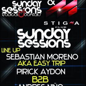 Easy Trip @ Sunday Sessions - Stigma Club