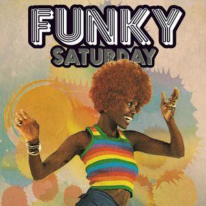 "DJ PHAROAH "" Funky Saturday "" 02-2013 Vinyl Mix ***** LIVE *****"
