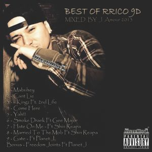 Best Of RRCIO 9D - Mixed By J Amour (2012)