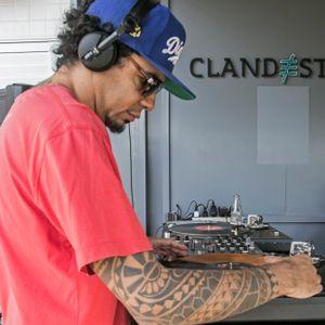 DJ Wash Funk Boogie Mix at Black Coffee Mar - 2017