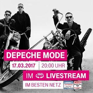 Depeche mode live in funkhaus nalepastrasse berlin 17 - Depeche mode in your room live 2017 ...
